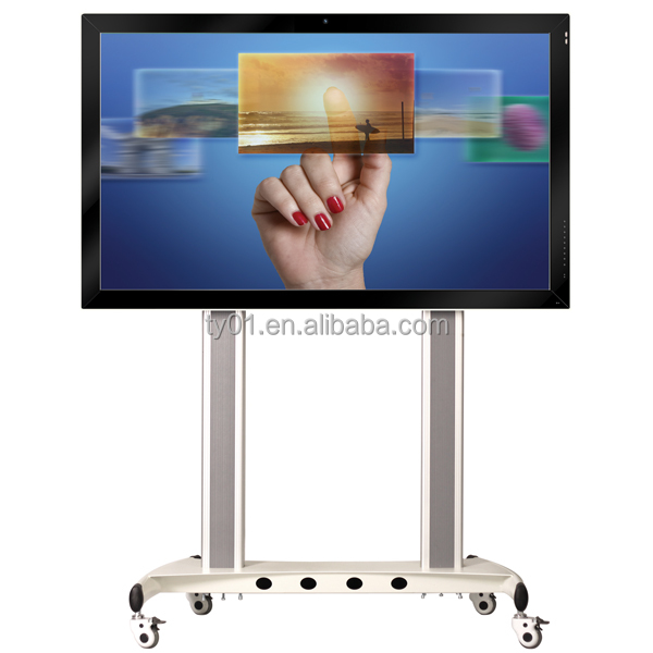 "70"" LCD monitor with touch screen all in one PC"