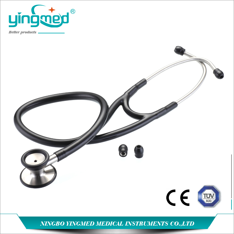 Stainless dual head stethoscope medical price
