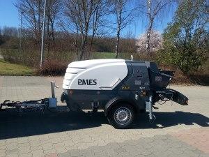 Pm Trailer Concrete Pump P 715 Td