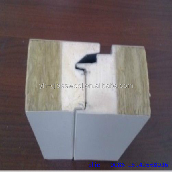 Sandwich Panel / EPS Composite Panel / Rock Wool Sandwich Board