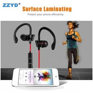 2019 Amazon Blue tooth V4.2 Wireless Earbuds Professional Headphones Cheapest Earhook Earphone