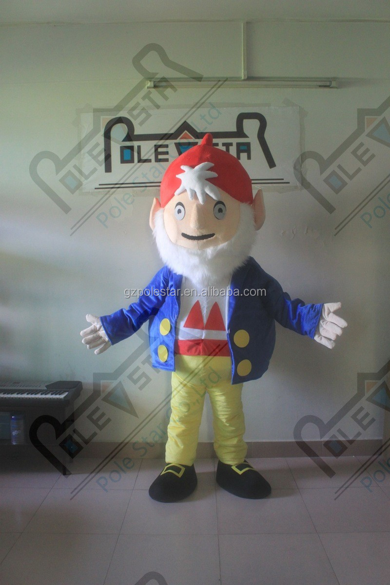 Xmas costumes custom high quality EVA head mascot costumes