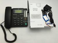 Shenzhen supplier telephone handset GSM fixed wireless sim card desk phone