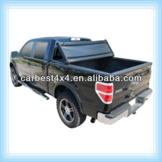 TRUCK BED SOFT TONNEAU COVER(TRI-FOLD) FOR FORD F150'2004-2008(1/2' BED)
