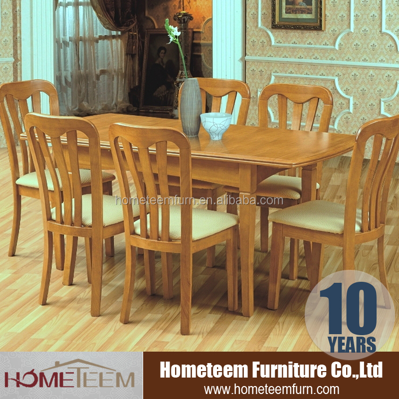 Imported solid rubber natural root wood types of wood furniture