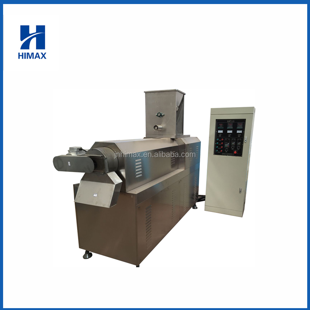 quality certificate extrusion machines for full fat soya nuggets chunks