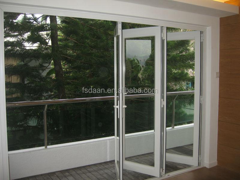 doppelt verglaste neue kunststoff lowes glas faltt ren innenraum t r produkt id 1955148504. Black Bedroom Furniture Sets. Home Design Ideas