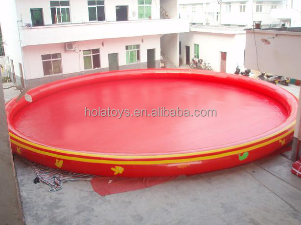 HOLA large inflatable swimming pool for sale
