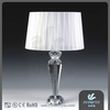 American Style Egg Shaped Crystal Table Lamp from China Supplyer