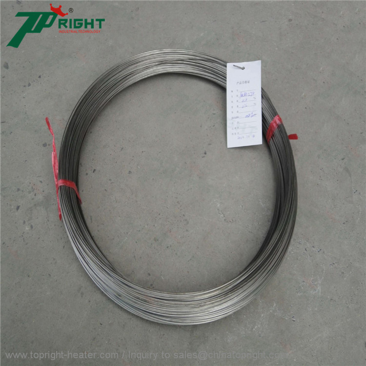 Nickel-Cromium <strong>Wire</strong> Nichrome Alloy Heat <strong>Wire</strong> 80 20 Nichrome <strong>Wire</strong> Supplier