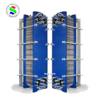 Success counter flow cooling industry plate heat exchanger