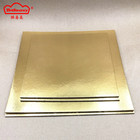 Cutting board with scale salmon food paper board gold silver
