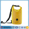 15L PVC Waterproof Bag Ocean Pack Dry Bag With Transparent Window