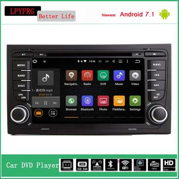 Bose Car Stereo >> 7 Touch Screen Android Car Stereo For Audi A4 B5 Support Bose Car