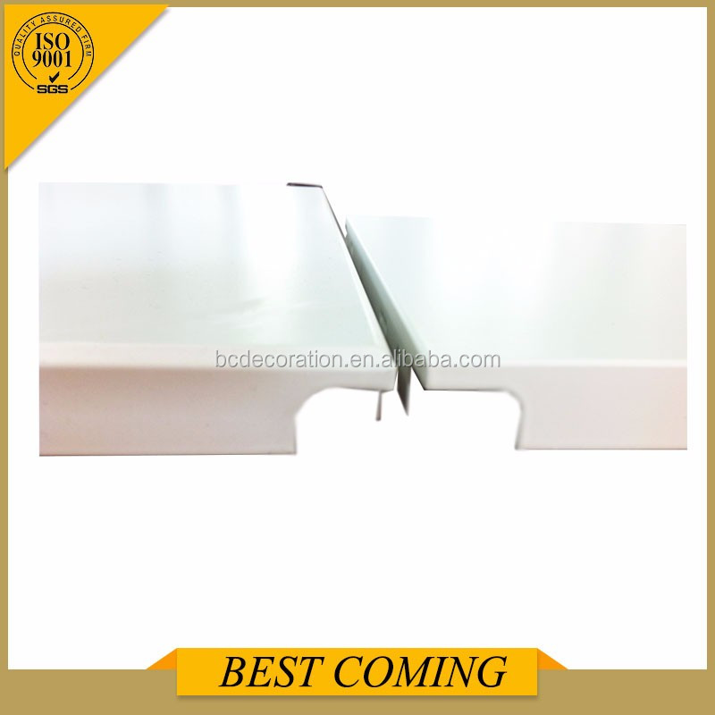 Aluminum Building Materials home room roof fall ceiling design for bedroom