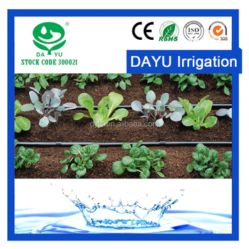 Dayu Watermelon Drip Tape Ce Iso Sgs Buy Drip Tape Drip