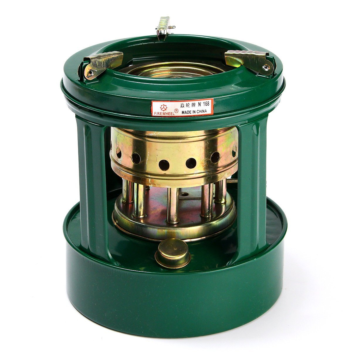 (Ship from US) Outdoor Portable Kerosene Stove 8 Wicks Camping Picnic Burner Furnace Oil stove Heater Cooker