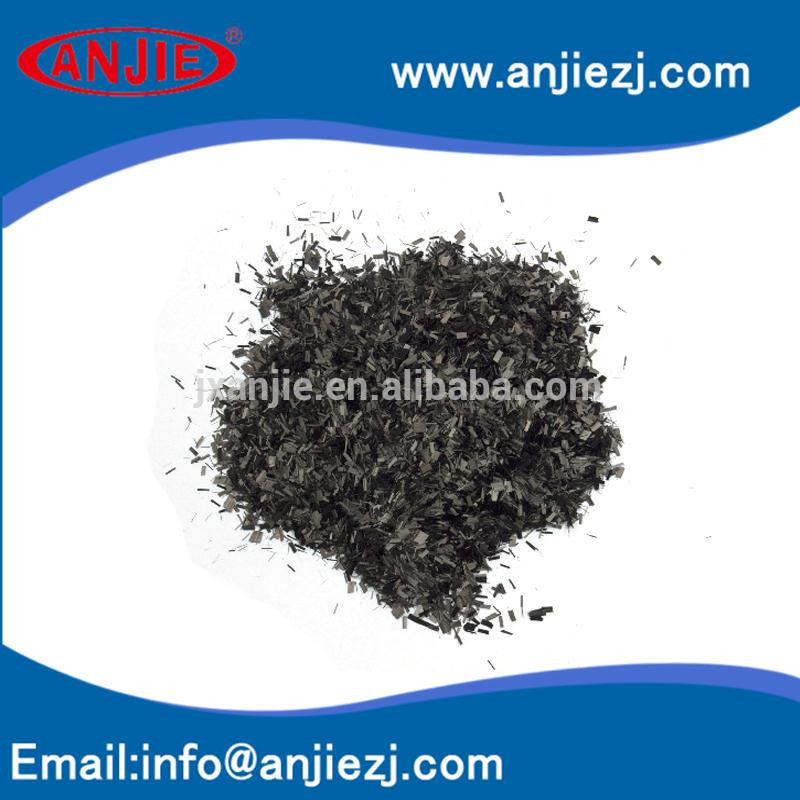 Professional chopped carbon fiber ,carbon fiber short strands