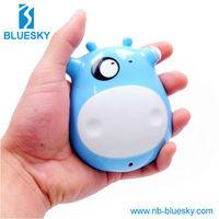 Mini reusable usb hand warmer