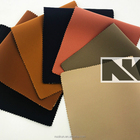 NK P051 PU slightly cashmere feeling leather with small ellipse on the surface