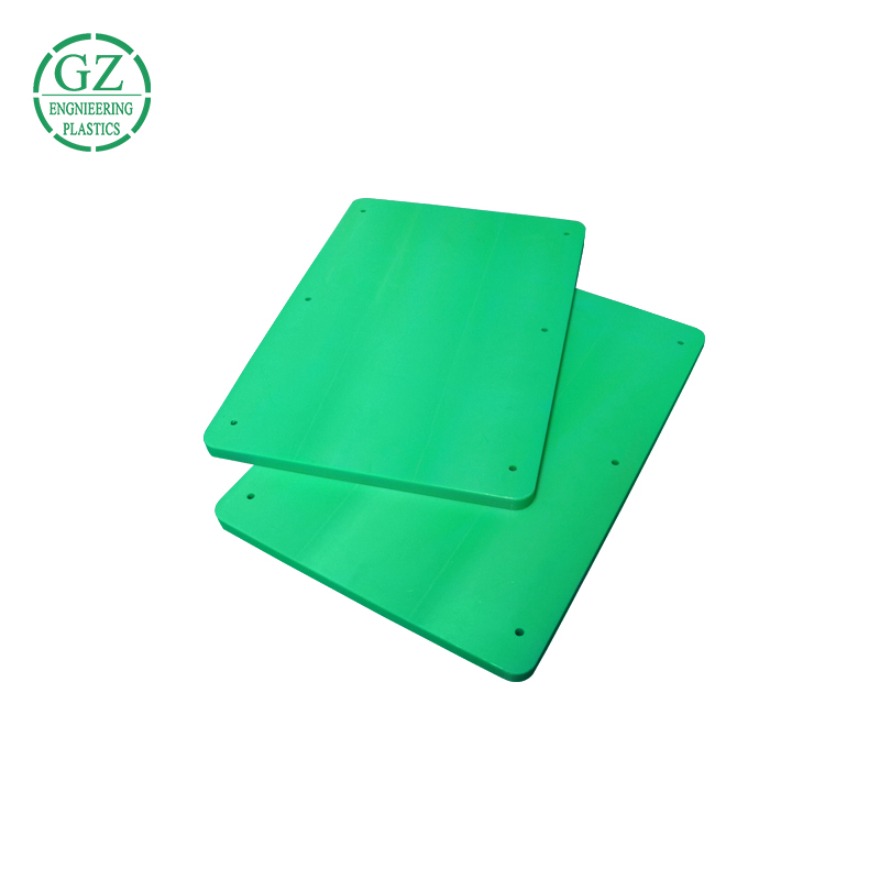 Engineering plastic high density polyethylene hdpe sheet
