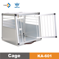 KA-601Light weight multi use portable aluminum dog house dog show crate