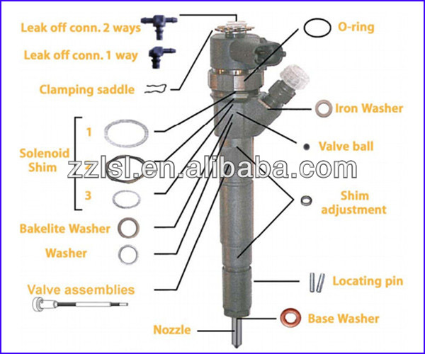 bosch injecteur cale kits denso injecteur cale de r glage. Black Bedroom Furniture Sets. Home Design Ideas