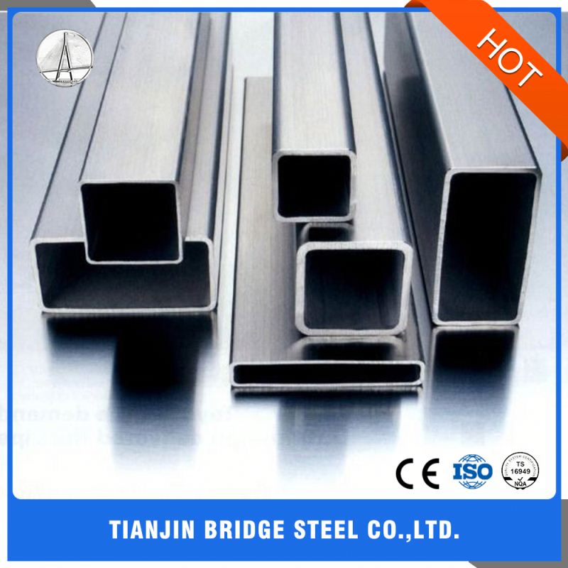 Structure Building Material ASTM A500 rectangular tube or square tube bender erw carbon steel pipe with best quality