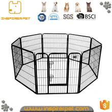 Heavy Duty Large Dog Pens Metal Pet Enclosure