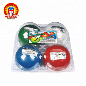 SMOKE APPLE China Daytime Colour Flare Pyro Fountain Bomb Toy Fireworks Happy Balls Color Smoke