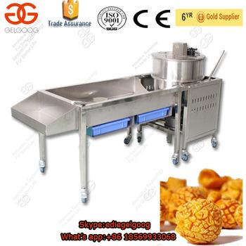 commercial kettle corn machine