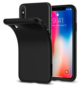 Factory maker of rubber Phone Case for iPhone X in Shenzhen