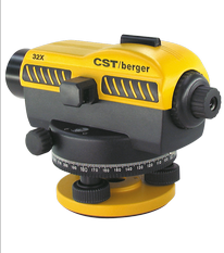 CST Berger SAL32 Magnetic Damping Optical Level