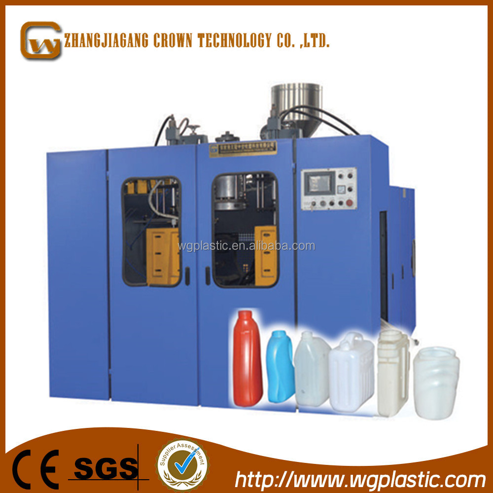 Plastic water tank container making machines