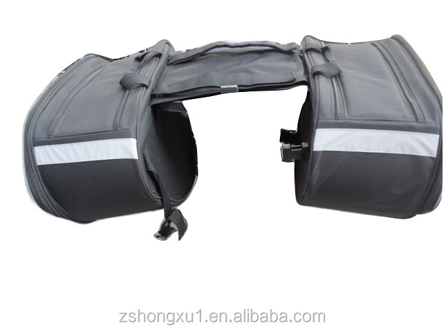 Motorcycle Sports Saddle Bag Pattern Motorcycle Saddle Bag