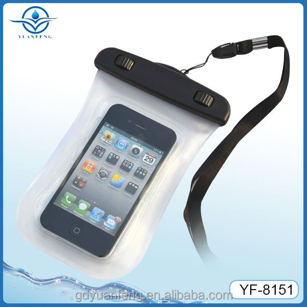 High Quality IPX8 grade PVC/TPU portable outdoor Waterproof Bag for swimming diving