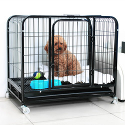 the 5x10x6 dog kennel commercial dog cage trolley with wheels
