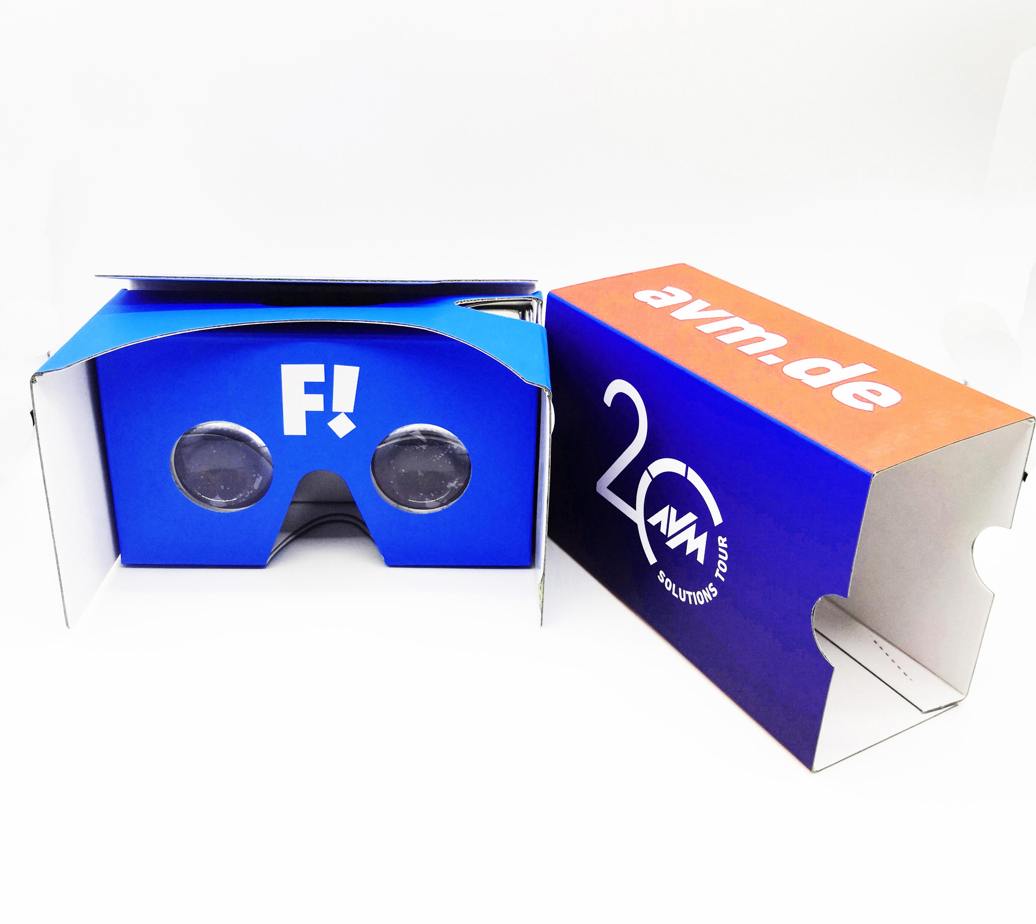 Hot Selling Google Cardboard 2 0 Diy Google Cardboard Vr Glass Box Buy Google Cardboard Vr Glass Box Cardboard 3d Glass For Smart Phone Lens Smart