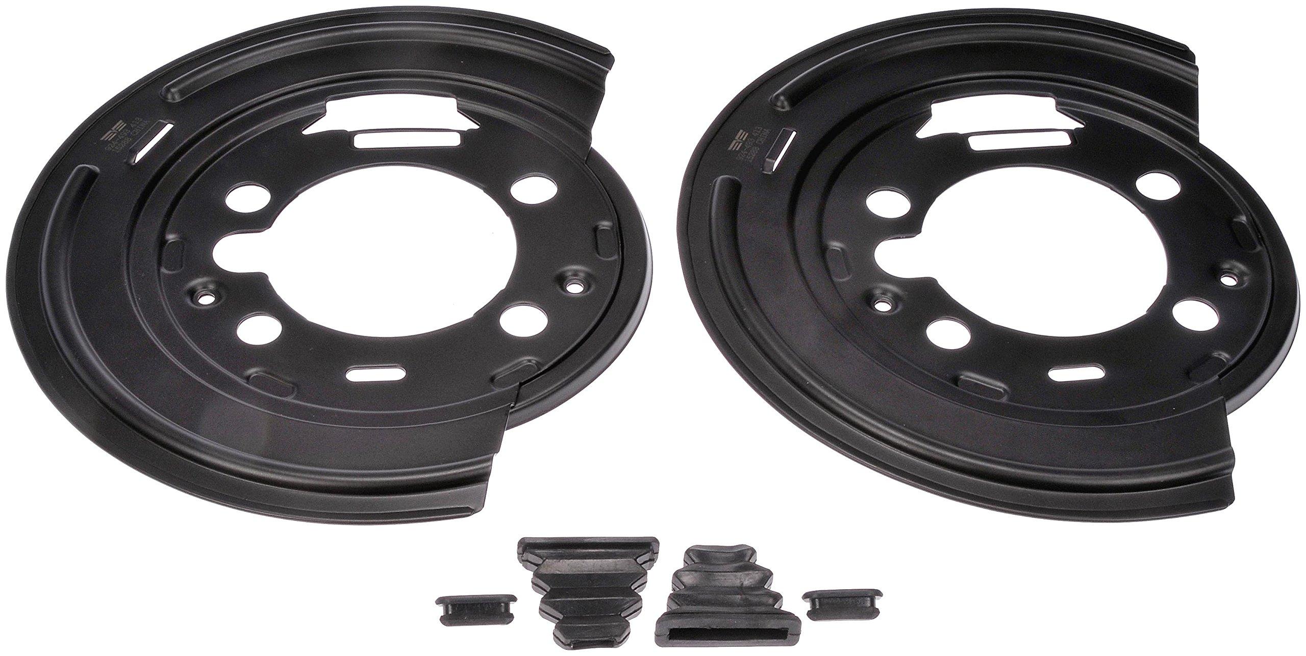 Brake Backing Plate Rear Dorman 924-373