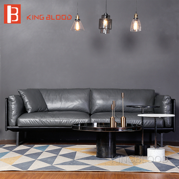 Sofa From China Grey Leather Living Room Furniture Set Designs And Prices