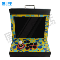 Bartop Arcade Machine Manufacturer Direct Wholesale Coin Operated 1P Game box 5s Mini Cabinet Bartop Arcade