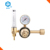 Brass Co2 & Argon Gas Pressure Regulator with Flow Mater