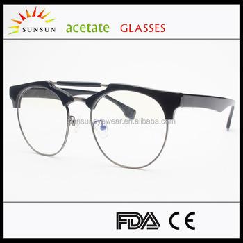 low moq 2017 most popular eyeglass frames for men and women for optical glasses - Most Popular Eyeglass Frames