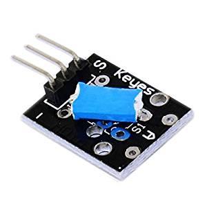TOOGOO(R) 3.3V-5V DC Tilt Switch Sensor Module Board for Arduino