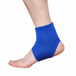 HYL-1902 best price ankle compression brace support socks for outdoors