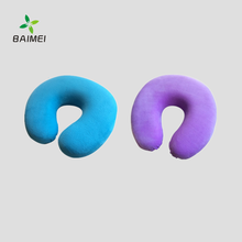 Wholesale High Quality U Shape Travel Pillow Material Memory Foam