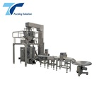 Vertical Machine Auto Automatic Bagger vertical form fill seal packing machine with date printer