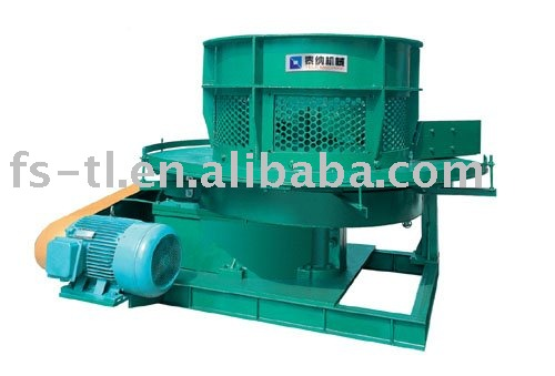 clay fired brick making machine Circular Screen Mixing Granulator Type TL-ZLJ-YPA