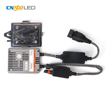 CE RoHS Car headlamp faster response hid ballast 35w 23kv