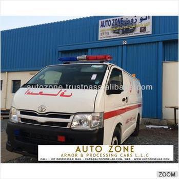 High Quality Hiace Ambulance New - Buy Ambulance,High Quality ...